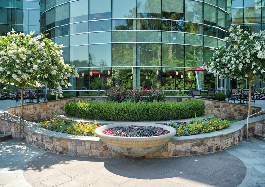 Myatt Client Corporate Building Landscape